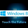 Windows 8 OS with Redesign Logo