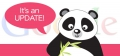 Google has announced an update Panda 3.92